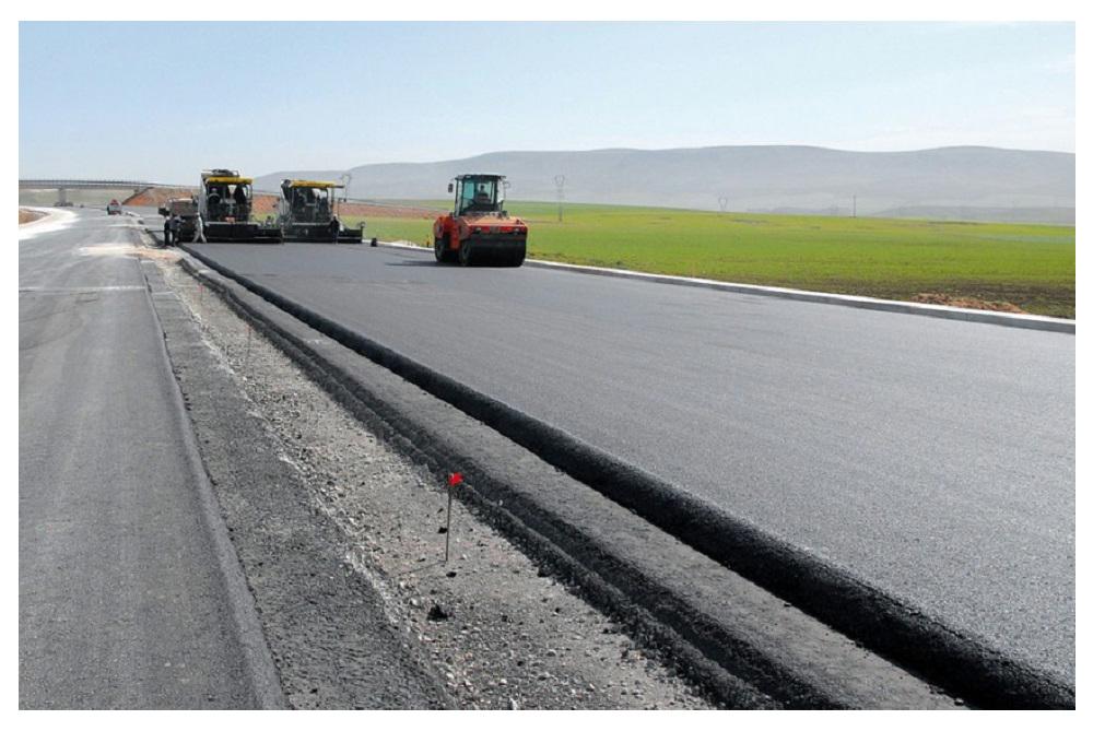 Gilsonite Application for Gilsonite in asphalt and road paving