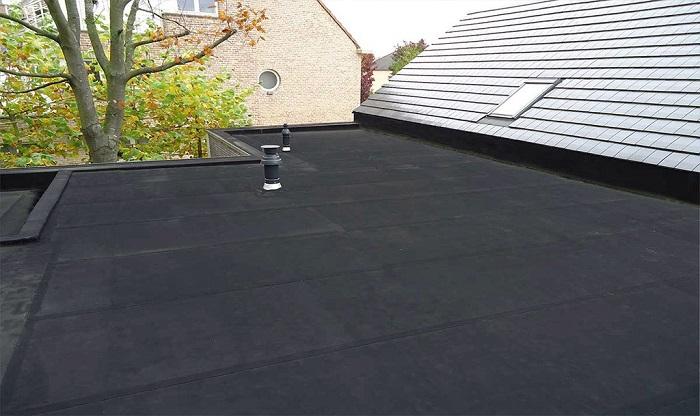Bitumen waterproofing feature-natural bitumen